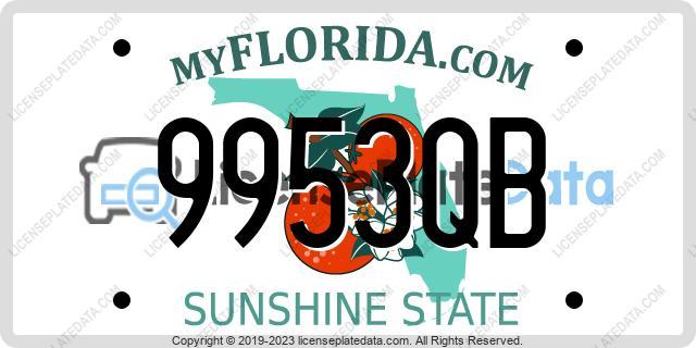 9953QB, Florida