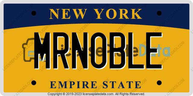 MRNOBLE, New York