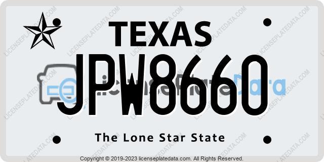 JPW8660, Texas